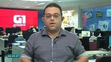 Confira os destaques do G1 Ceará desta terça-feira (3), com Gioras Xerez - Saiba mais em g1.com.br/ce