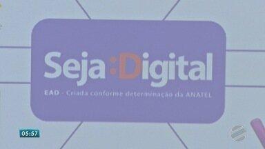 Sinal analógico será desligado em 14 de agosto - Quem não tiver televisor digital ou aparelho conversor vai ficar sem assistir programação da televisão aberta.