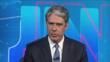 Jornal Nacional - Íntegra 03 Julho 2018 - As principais notícias do Brasil e do mundo, com apresentação de William Bonner e Renata Vasconcellos.