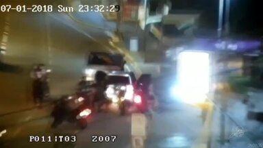 Homem é preso por roubar carro e estuprar a motorista, na região do Cariri - Saiba mais em g1.com.br/ce