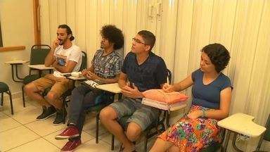 Poliglota Clube promove troca de conhecimentos de línguas em Juazeiro do Norte - Saiba mais em g1.com.br/ce