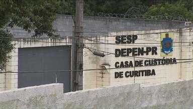 Terminou hoje o rebelião na Casa de Custódia de Curitiba - A rebelião durou quatro dias. O último dos cinco reféns foi liberado hoje (05) no começo da manhã.