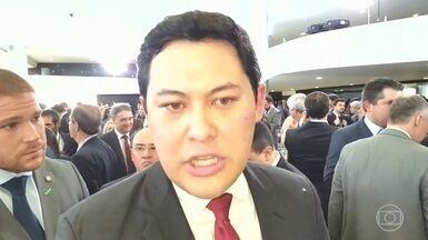 Ministro do Trabalho é afastado numa operação da PF sobre fraudes em registros sindicais - Helton Yomura, do PTB, foi intimado a depor na Polícia Federal em investigação da Operação Registro Espúrio.