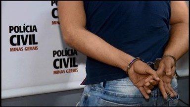 Homem é preso por estelionato em Carmo do Cajuru - Segundo investigações da Polícia Civil, ele teria aplicado golpes que passam de R$ 100 mil na região.