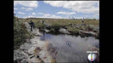 Decreto para criação do Parque Estadual de Botumirim é publicado - Área conta com 35 mil metros quadros de preservação.