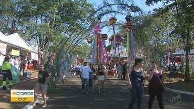 Final de semana tem rodeio e festival de cultura japonesa na região de Ribeirão Preto - Diogo Nogueira também se apresenta no Theatro Pedro II.