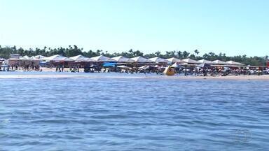 Multa por poluição das praias pode chegar a mil reais - Multa por poluição das praias pode chegar a mil reais