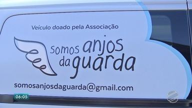 ONG de Campo Grande ajuda outras entidades há quase 3 anos - A Organização Não-Governamental Somos Anjos da Guarda ajuda entidades que dependem do dinheiro público. A ONG promove diversos eventos.