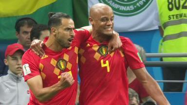 Brasil 1 x 2 Bélgica - Quartas de final - Brasil enfrenta a Bélgica pelas quartas de final, em Kazan.