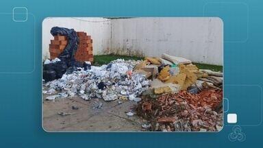 Funcionários do Ceseim denunciam péssimas condições do prédio - Problema põe em risco a saúde dos educadores e demais servidores do local. Governo diz que será feito um contrato emergencial para iniciar a reforma.