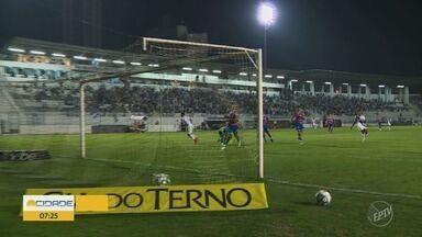 Ponte Preta vence o Fortaleza em casa pela Série B - Torcedores reencontraram os jogadores após seis meses.