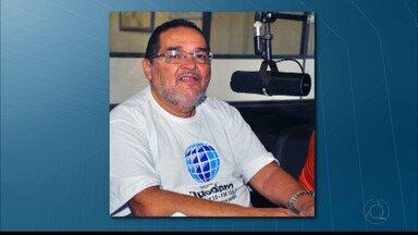 Morre em João Pessoa radialista Bolinha - Airton José da Silva tinha 70 anos e lutava contra uma cirrose hepática