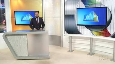 Confira os destaques do Jornal Anhanguera desta segunda-feira (9) - Confira os destaques do Jornal Anhanguera desta segunda-feira (9)