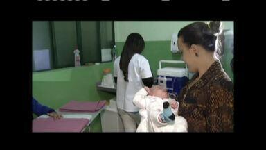 Prefeitura de Fabriciano inicia campanha de vacinação contra o sarampo - Objetivo é atualizar cartão de crianças e adultos.