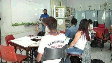 Alunos do Norte e Noroeste Fluminense participam do projeto pioneiro 'Detran nas Escolas' - Quatro escolas da região estão participando.