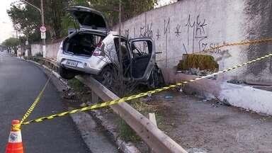 Motorista bêbado provoca duas mortes em São Paulo - Ele também estava com a documentação vencida. Em outro acidente, um motoboy morreu atropelado por um motorista que também tinha bebido.