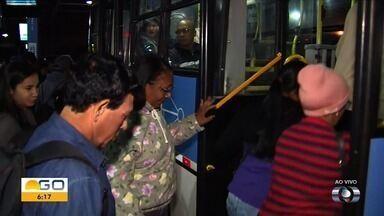 Após acordo com MP, frota do transporte coletivo volta a rodar normalmente em Goiânia - CMTC havia implantado escala de férias neste mês.