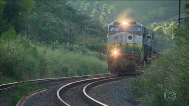 Governo federal e três estados brigam para receber R$ 4 bilhões - Dinheiro será pago pela Vale para a renovação de concessões de ferrovias no Espírito Santo e no Pará.