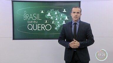 """Já enviou seu vídeo para """"O Brasil que eu quero""""? - Participe! Envie seu vídeo."""