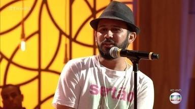 Bráulio Bessa declama poema 'Se' - Confira o 'Poesia com Rapadura' desta semana