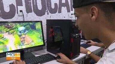 Encontro reúne apaixonados por games em Belo Horizonte - Consoles antigos, cursos e competições de equipes são apenas algumas das atrações.