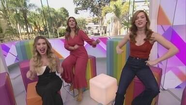 Vídeo Show - Programa de segunda-feira, 16/07/2018, na íntegra - O programa mostra os bastidores da televisão brasileira.