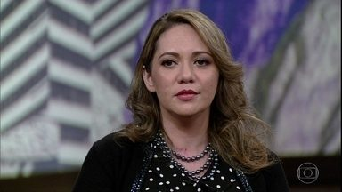 Letícia Franco explica por que entrou na fila do suicídio assistido - Ela foi diagnosticada com uma síndrome rara, uma doença autoimune causada por um silicone e predisposição genética