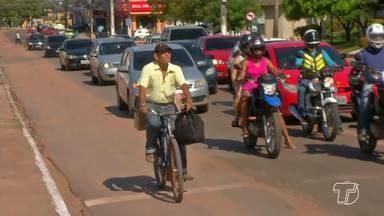 Ciclistas devem ficar atentos aos direitos e deveres no trânsito - Código Brasileiro de Trânsito estabelece normas que devem ser seguidas por ciclistas.