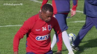 Paraná Clube terá desfalques na reestreia diante do Vitória - Tricolor tem zagueiro afastado, jogadores contundidos e reforços ainda sem condição de jogo
