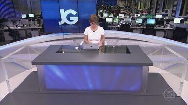 Jornal da Globo, Edição de quinta-feira, 19/07/2018 - As notícias do dia com a análise de comentaristas, espaço para a crônica e opinião.