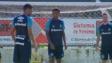 Melhor defesa do Brasileirão, Grêmio poupa jogadores para enfrentar o Vasco - Time está em quarto no campeonato.