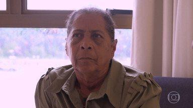 Mãe Nildete viaja para ser professora voluntária em Boa Vista - Ela vai dar aula em uma ONG que recebe imigrantes venezuelanos