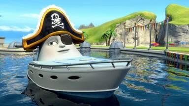 O Falso Pirata