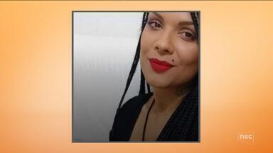 Mulher é assassinada com tiro dentro da casa da mãe em Blumenau - Mulher é assassinada com tiro dentro da casa da mãe em Blumenau