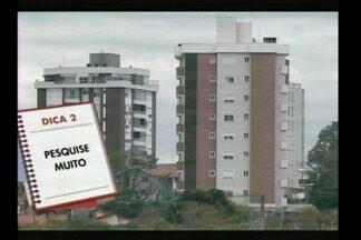 Planejamento é fundamental para comprar um imóvel - Especialistas dão dicas para quem sonha com a casa própria.