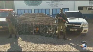 Polícia do Mato Grosso apreende carga de cocaína que saiu de Sumaré - O veículo foi parado pelo Grupo Especial de Fronteira perto de Mirassol D'oeste, na área da Fronteira de Mato Grosso (MT) com a Bolívia.