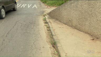 Blitz multa motoristas que não respeitam o limite de velocidade no Taboão - Moradores pedem radares fixos na área.