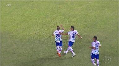 Confira os gols dos jogos da ida da segunda fase da Copa Sul-Americana - Confira os gols dos jogos da ida da segunda fase da Copa Sul-Americana