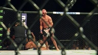 José Aldo enfrenta Jeremy Stephens no UFC Canadá - José Aldo enfrenta Jeremy Stephens no UFC Canadá