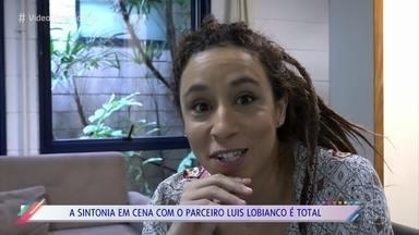 Thalita Carauta mostra seu diário de gravação - Atriz interpreta a despojada Gorete na novela 'Segundo Sol'