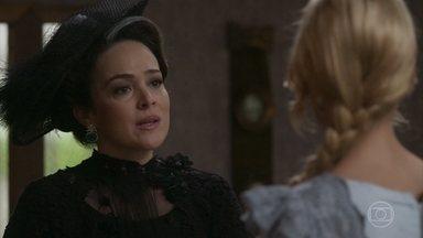 Julieta pede perdão a Jane - Jane diz que chegou ao seu limite e não consegue desculpar a sogra por ter sabotado seu casamento