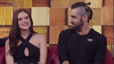 Juliana Paiva diz que acha que vai ser 'mãezona' - Confira!