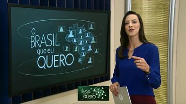 Cinco cidades da nossa região ainda não apareceram no projeto 'Brasil que eu quero' - Pra participar é só mandar um vídeo dizendo qual é o Brasil que você quer para o futuro.