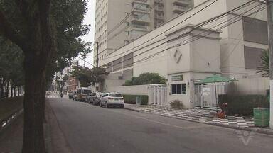 Dois assaltos são registrados em locais próximos e quase no mesmo horário em Santos - Pela descrição das vítimas, parecem ser os mesmos criminosos.