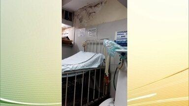 Morre bebê que foi internada em quarto com mofo no Rio - Emilly Vitória, de três meses, só conseguiu transferencia para outro hospital depois de duas liminares na justiça.