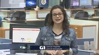 Confira os destaques do G1 Rio Preto e Araçatuba desta sexta-feira - Heloísa Casonato traz os destaques do G1 Rio Preto e Araçatuba desta sexta-feira (27).
