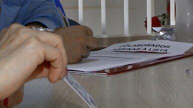 Equipes da saúde vão até empresas de Maringá para fazer testes rápidos nos funcionários - A Secretaria de Saúde de Maringá registrou nos últimos 4 anos, 480 casos de HIV.