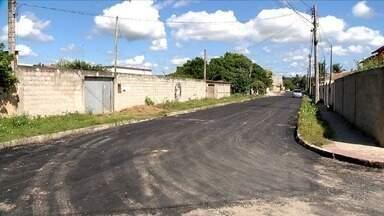 Calendário do ESTV: Moradores cobram pavimentação de ruas em Serramar - São anos de espera pelas ruas asfaltadas.
