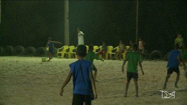 São recebe Copa Pindoba de Beach Soccer - Equipe se reunem na capital maranhense em busca do título do torneio
