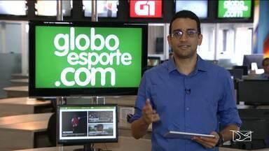 Confira os destaques do GloboEsporte.com - GloboEsporte.com mostra a preparação do Sampaio para encarar o Boa Esporte e as negociações de renovações do Imperatriz para 2019